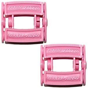 Radio Flyer Tricycle Replacement Foot Pedals (2 Pedals, Pink)