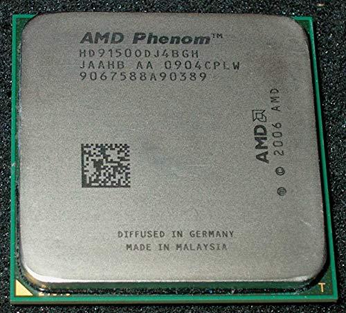 AMD Phenom X4 HD9150ODJ4BGH 1.8 GHz Socket AM2+ Quad-Core CPU