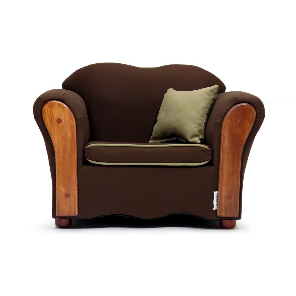 Amazon.com: keet Homey VIP orgánico silla, Café/Beige: Baby
