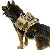 Excellent Elite Spanker Tactical Dog Vest Outdoor Sports...