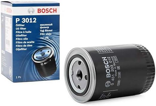 Bosch 0451203012 Ölfilter Auto