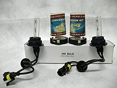 Single Beam 9004 HB1 8000K Xenon HID Light Bulb Set of 2
