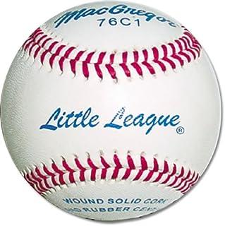 MacGregor 76-c1Little League Baseballs (lot de 12) Sport Supply Group MCB76C1X
