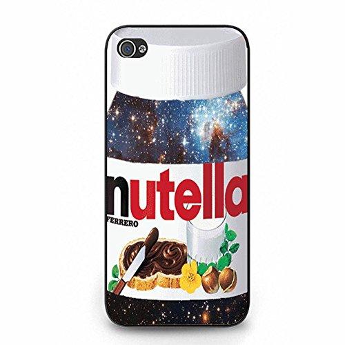 Iphone 5 5s Case Cover Shell Fantasy Nebula Design Ferrero Design Delicious Nutella Phone Case Cover Nutella Hybrid