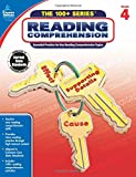 Reading Comprehension, Grade 4 (The 100+ Series™)