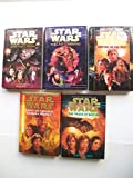 img - for Star Wars Series (Set of 5) Dark Force Rising; The Last Command; Specter of the Past; Planet of Twilight; Truce at Bakura book / textbook / text book