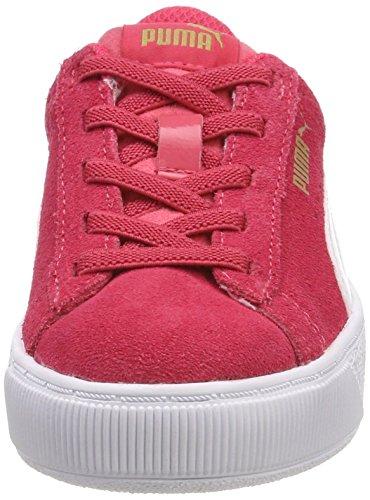 Ps Island Rose paradise Basses Puma Mixte Ac weiss White Enfant Vikky puma Platform Sneakers Pink cqPUPg8SvH