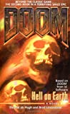 Front cover for the book Doom: Hell on Earth by Dafydd ab Hugh