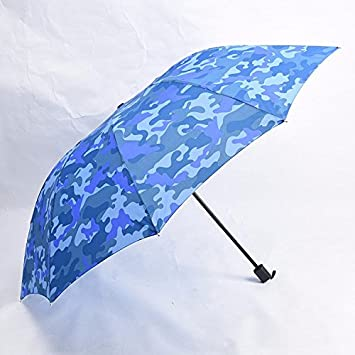 NING567 Manual / Grandes / dos / tres / viento / PARAGUAS paraguas militar de camuflaje