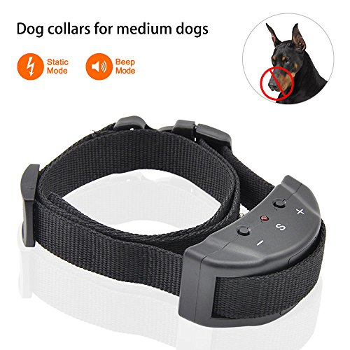 Electric Anti Barking Tone Training Collar Pet Dog Small Control