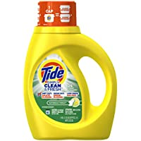 Tide Simply Clean & Fresh Liquid 40 Oz. Laundry Detergent Refreshing Breeze