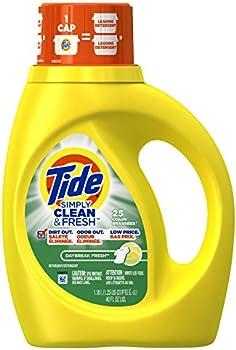 Tide Simply Clean & Fresh Liquid 40 Oz. Laundry Detergent