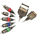 Xbox Madcatz 6055 Component Video Cable