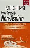 Extra Strength Non-Aspirin, 500mg, PK250