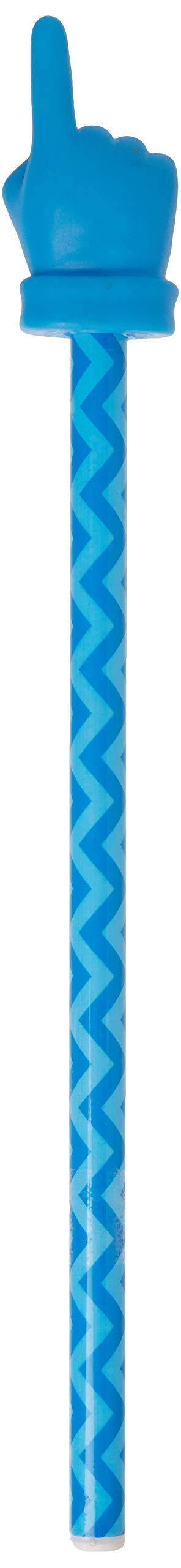 Teacher Created Resources Aqua Chevron Hand Pointer (20676)