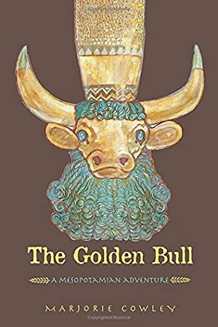 book cover of The Golden Bull