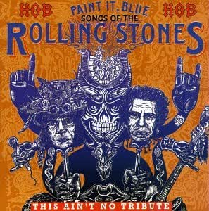 Various Artists Paint It Blue Songs Of The Rolling