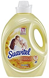 Suavitel 139372 Morning Sun Fabric Softener, 135 oz Bottle (Pack of 4)