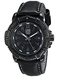 Luminox Men's 7251.BO Mariner Analog Display Analog Quartz Black Watch