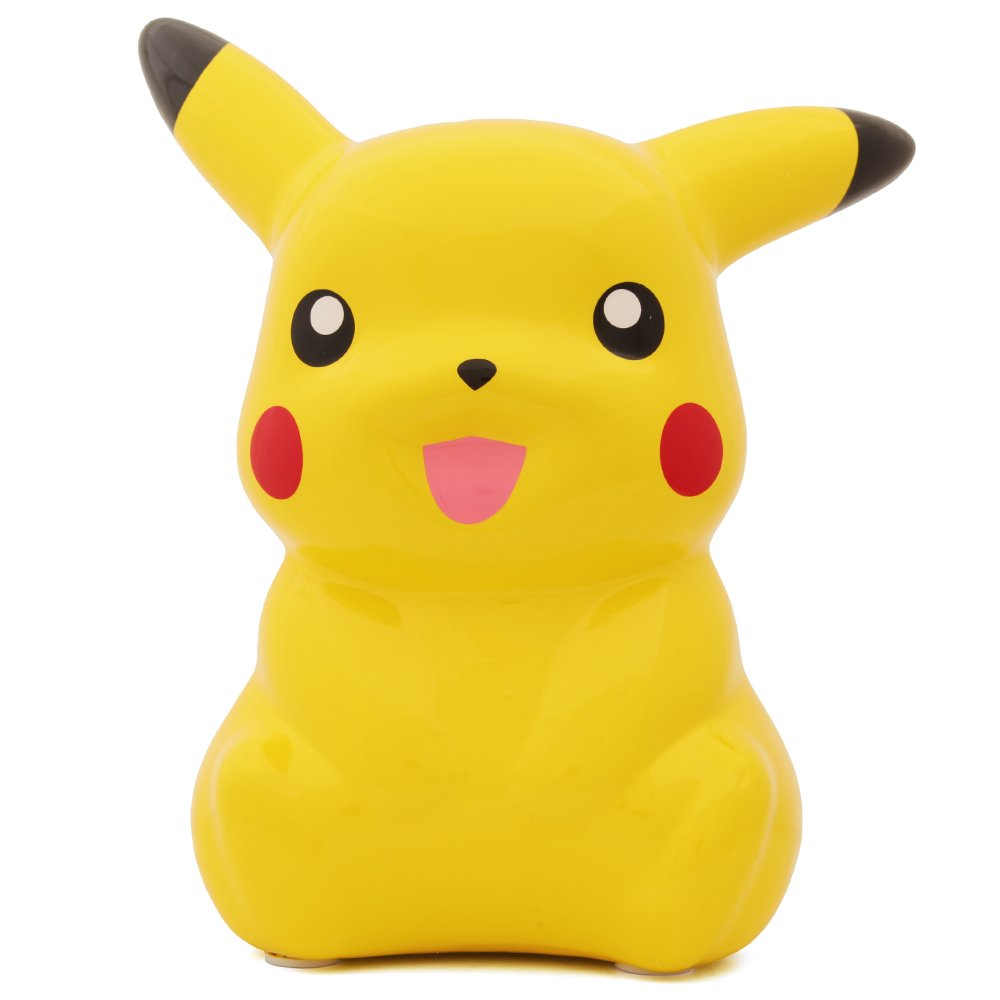 Fab Star Kid's Pikachu Bank, Yellow FAB NY Starpoint