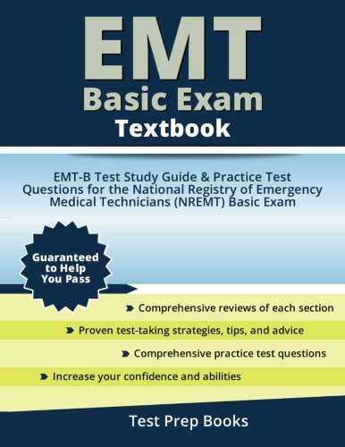 emt basic exam textbook emt b test study guide book. Black Bedroom Furniture Sets. Home Design Ideas