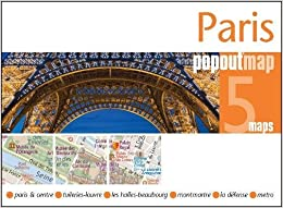 //BETTER\\ Paris PopOut Map (PopOut Maps). stock Facebook quieres Compra those English