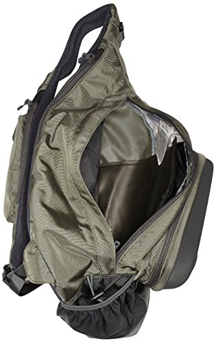 Patagonia Erwachsene Stealth Atom Sling 15L Anglertasche, Light Bog, One Size