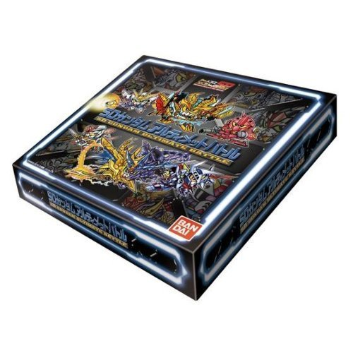 Carddass Complete Box Special SD Gundam Ultimate Battle (japan import)