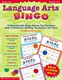 Language Arts Bingo, Virginia Musmanno, 0439365457