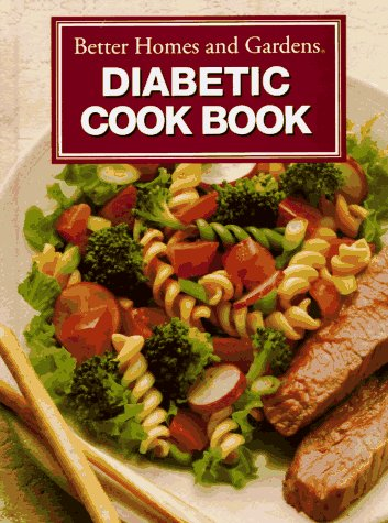 Ebook Better Homes And Gardens Diabetic Cookbook Free PDF Online