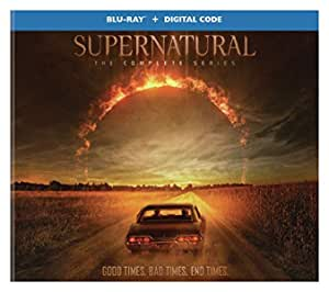 Supernatural: The Complete Series [Blu-ray]