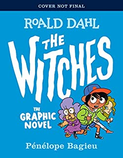 Book Cover: The Witches: The Graphic Novel