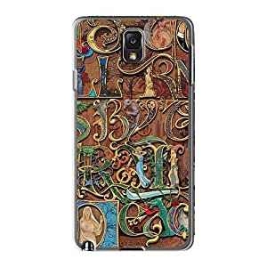 Marycase88 Samsung Galaxy Note3 Scratch Resistant Hard Cell-phone Case Custom Trendy Machine Head Band Pictures [EUl13536dYWt]
