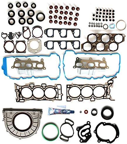 SCITOO ヘッドガスケットセット 交換用 ポンティアック G6 スズキ XL-7 シボレー サターン 2007-2010 エンジンヘッドガスケットキットセット ボルト付き