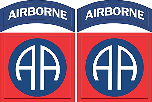 Army-82nd-Airborne-Division-Patch-2-Pack-of-38-Decals