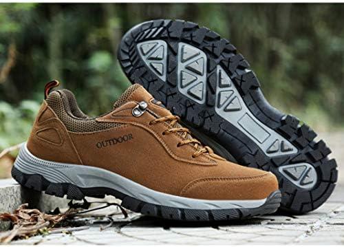メンズ ウォーキングシューズ アウトドアシューズ 衝撃吸収 軽量 ハイキングシューズ ローカット 防水 防滑 耐磨耗 トレッキングシューズ 大きいサイズ スポーツ 通気性 クッション性 登山靴
