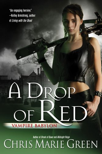 A Drop of Red (Vampire Babylon)
