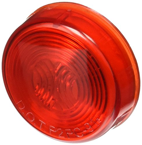 Bargman 44-30-001 Clearance Light Sealed Module, Red