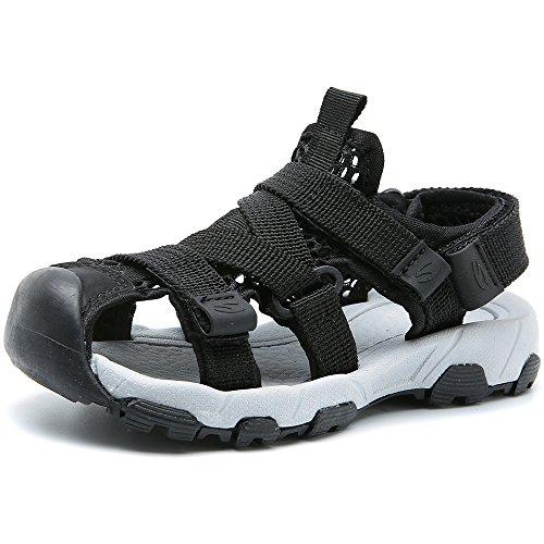 GUBARUN Kids Sport Sandals Closed Toe Boys Lightweight Athletic Beach Shoes (Toddler/Little Kid/Big Kid)
