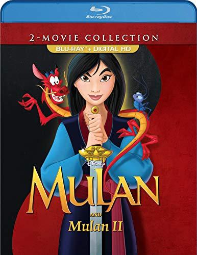 Film Disney Mulan - MULAN [Blu-ray]