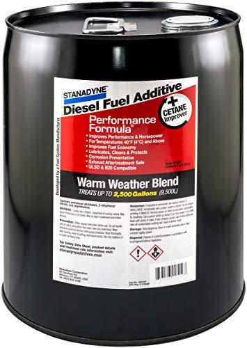 Stanadyne Performance Formula Warm Weather Blend – 5 Gallon Pail