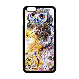 Animal Painting Hot Seller Stylish Hard Case For Iphone 6 Plus