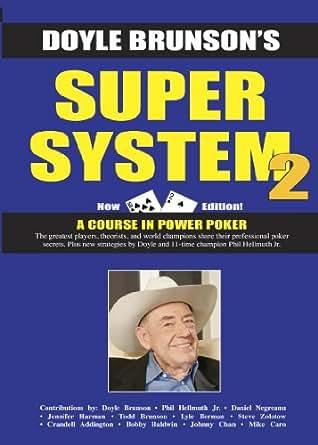 Super System 2 Doyle Brunson Pdf Download