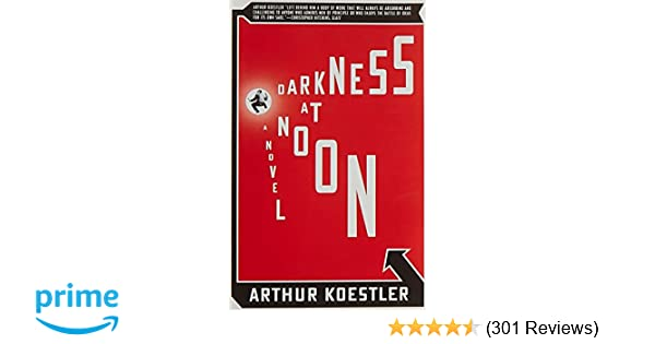 Darkness At Noon By Arthur Koestler Pdf