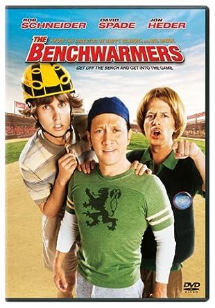 Amazon com: The Benchwarmers: Rob Schneider, David Spade