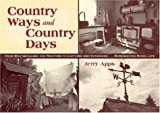 img - for Country Ways and Country Days book / textbook / text book