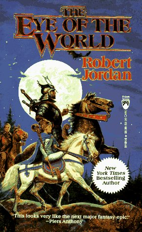 The Eye of the World (The Wheel of Time, Book 1): Robert Jordan: 9780812511819: Amazon.com: Books