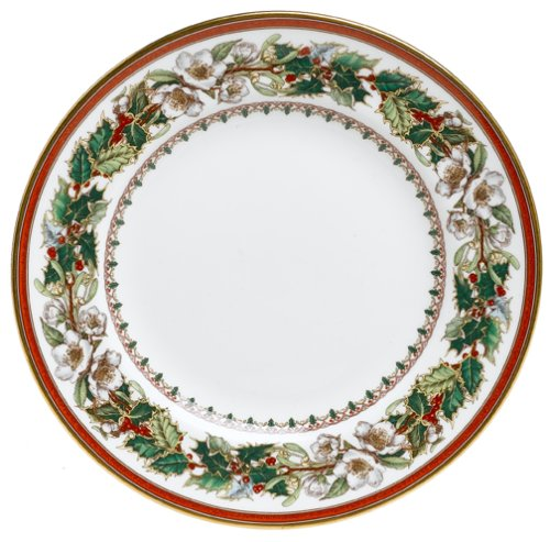 - Spode Christmas Rose 6-Inch Bread and Butter Plate
