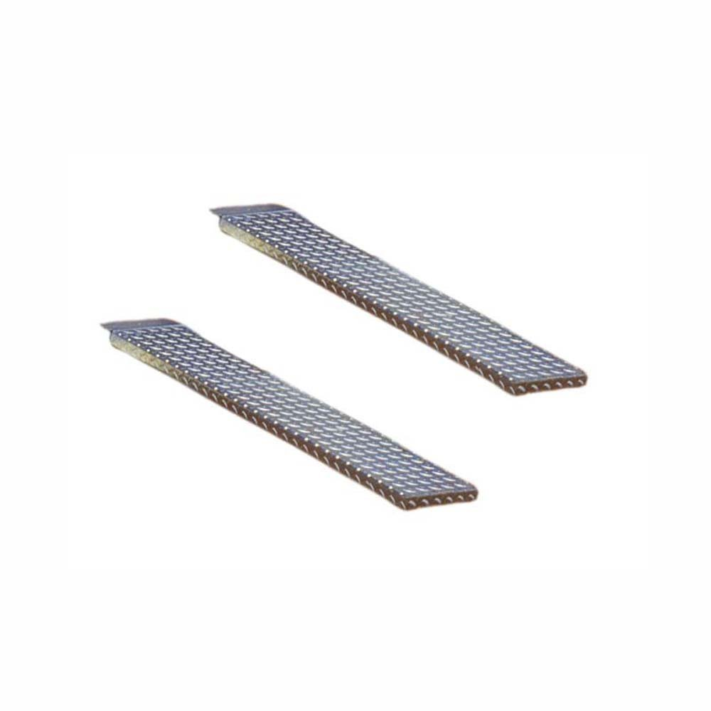 Handy Home Products Metal Shed Ramp, Pair