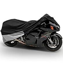 Motorcycle Bike Cover Travel Dust Storage Cover For Suzuki V-Strom Vstrom 650